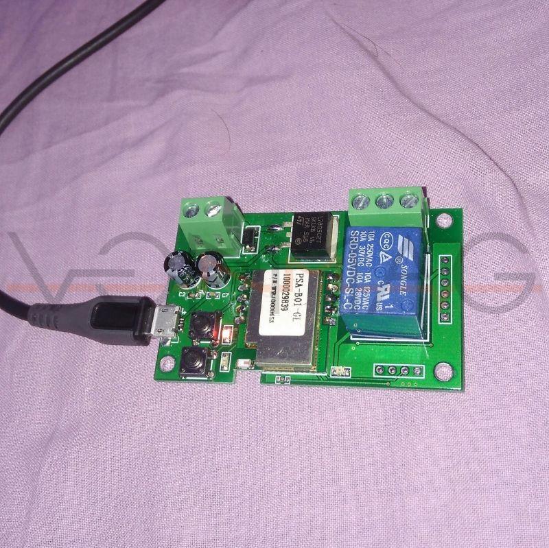 Poza cu Smart N1 WiFi gate opener, adaugata de Bogdan Argatu